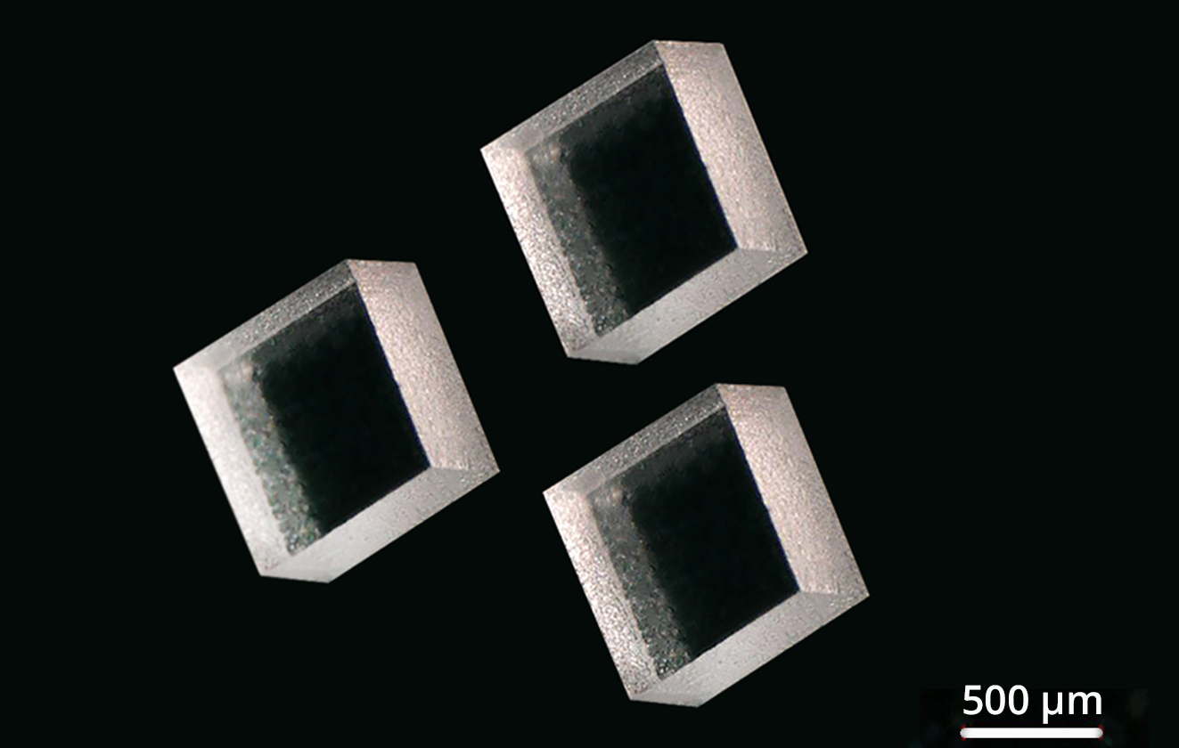 Laser manufacturing of glass for optical devices