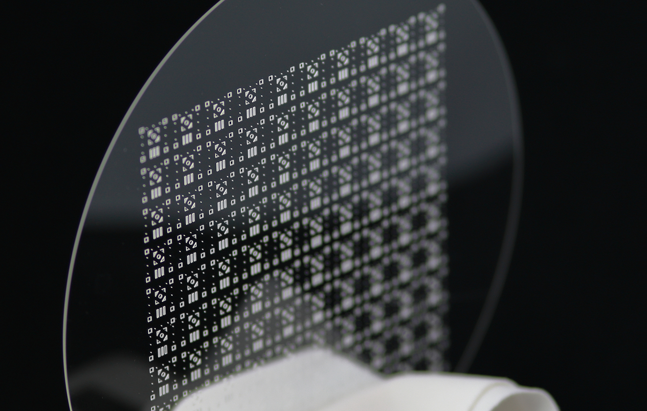 Laser manufacturing for electronics devices made of glass