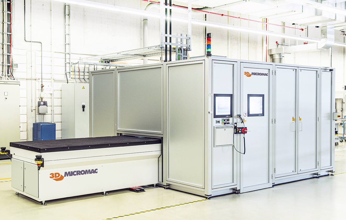 Laser systems for glass processing